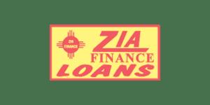 Zia Finance Loans logo