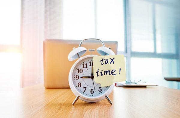 Security Finance Taxes